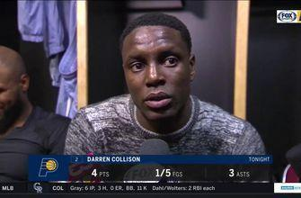 DC on Pacers loss: 'We kind of lost our rhythm as the game was closing out'