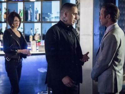 The Dragon Takes Over Star City in New Arrow Promo