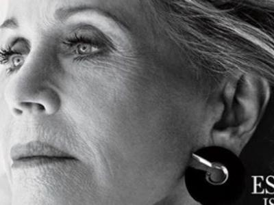Jane Fonda Is 79, Unretouched And Glorious On The Cover Of Town & Country