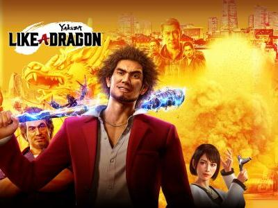 Yakuza: Like A Dragon's North American release date to coincide with Xbox Series X/S launch