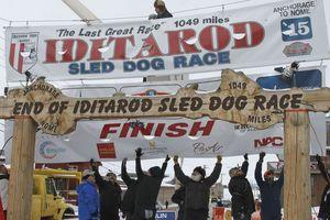 The Latest: Name of musher in doping case being withheld