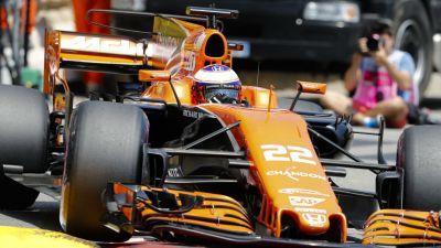 Button hit with 15-place penalty at Monaco GP for engine change