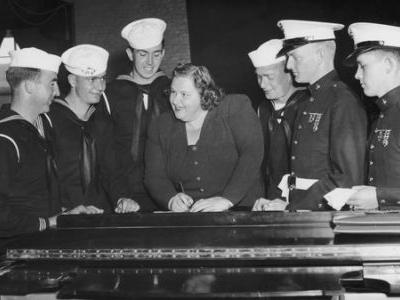 Kate Smith's 'God Bless America' Dropped By Two Major Sports Teams