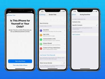 Apple working on fix for iOS bug that lets kids easily bypass Screen Time Communication Limits