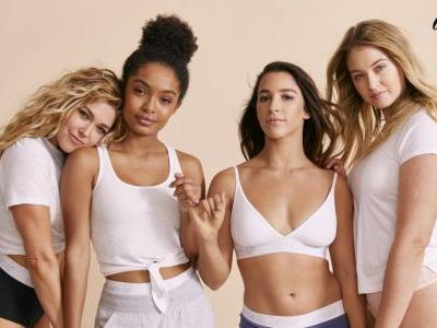Must Read: Aly Raisman, Yara Shahidi and Rachel Platten Are AerieReal Role Models, Eileen Fisher to Reach Sustainability Goals By 2020