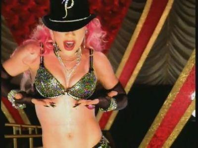 "Pink Denies That ""Lady Marmalade"" Is Her Only Relevant Music Video, Says She's Made Amends With Christina Aguilera"