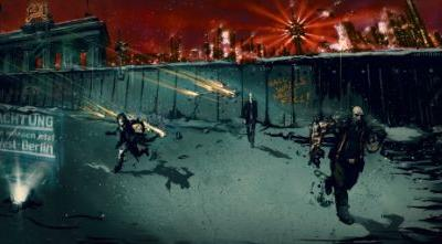 All Walls Must Fall launches its time-traveling tech-noir February 23