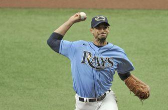 Morton on IL with inflamed shoulder, Alvarado rejoins Rays