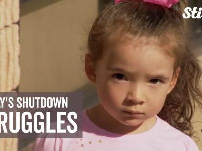 Family of 9 struggles to make ends meet during government shutdown