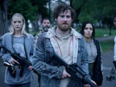 Black Summer Trailer Previews Netflix's Z Nation Prequel Series