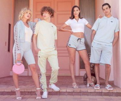 Kappa Authentic's Retro Summer '19 Campaign Is Splashed With Pastels