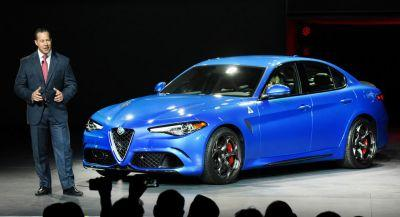 Alfa Romeo Boss Wants Brand To Become Major Premium Player In The US