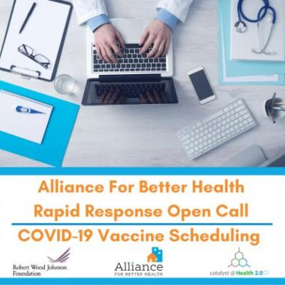 Catalyst Health 2.0 & AFBH Launch Call For COVID-19 Vaccine Scheduling