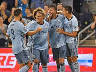Sporting KC rallies to defeat Earthquakes