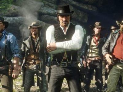 Red Dead Redemption 2 Stands Tall Atop the November 2019 NPD Mountain