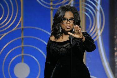 Donald Trump's Tweet About Oprah Running For President Is So Pathetic