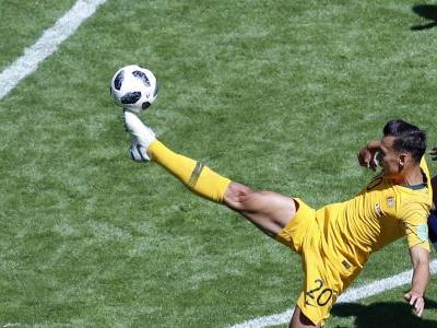 Aussies undeterred by opening loss at the World Cup