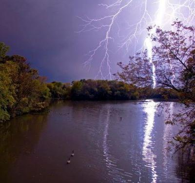 Strong storms impact Southeast