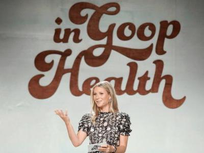 """In Its Second Year, the """"In Goop Health"""" Wellness Summit Gets More Grounded"""
