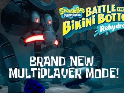 SpongeBob SquarePants: Battle for Bikini Bottom - Rehydrated Gets New Multiplayer Trailer