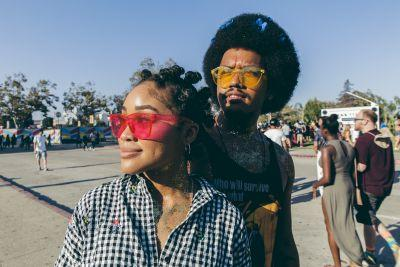 Photos of the Coolest People We Saw at FYF 2017