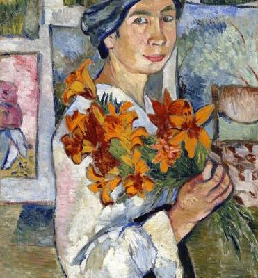 Why Natalia Goncharova Is Russia's Most Important Female Artist