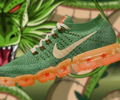 This Artist Created the Ultimate 'Dragon Ball Super' x Nike Air Vapormax Collaboration