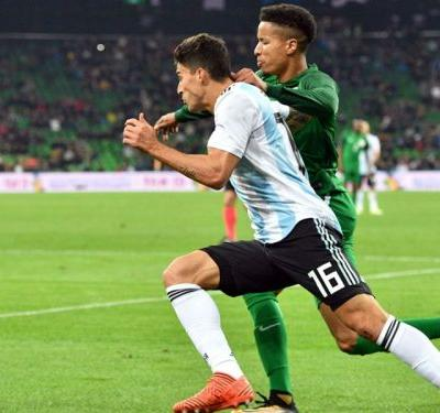 'It depends on Rohr' - Tyronne Ebuehi on Nigeria World Cup spot
