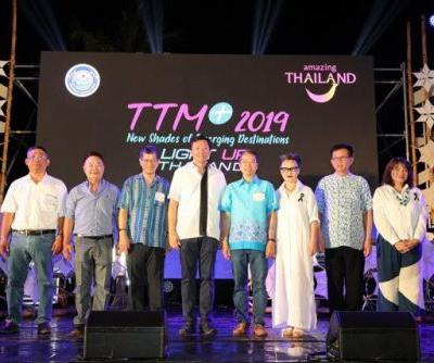 As TTM Plus 2019 opens, TAT connects new buyers from new markets with new destinations