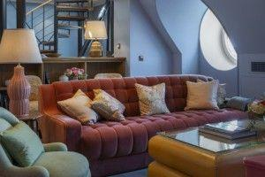 Grand Hotel opens two newly renovated suites