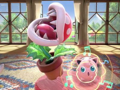 Super Smash Bros. Ultimate Players Experiencing Save Corrupting Glitch Following Piranha Plant Arrival