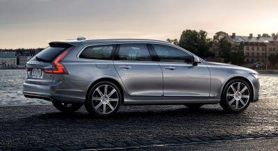 US-Spec 2018 Volvo V90 Estate To Debut In Detroit