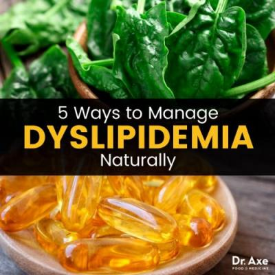Dyslipidemia Causes + 5 Tips to Manage It Naturally