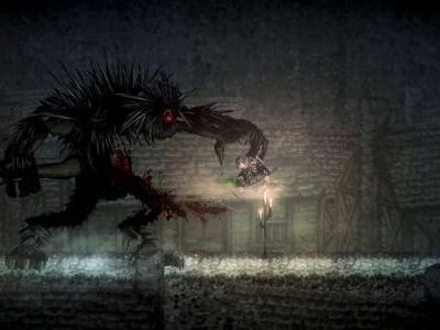 Contest: Season your Switch with Salt and Sanctuary