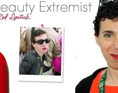 Beauty Extremist: Red Lipstick