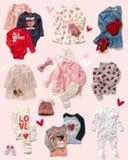 The Cutest Valentine's Day Looks For Your Little Love Bugs