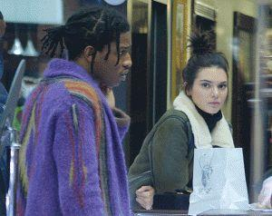 Are they, Aren't They? Kendall Jenner & A$AP Rocky Snapped Shopping In NYC