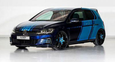 VW's Golf GTI First Decade Concept Is A 404 HP Hybrid