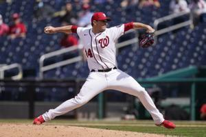 Nationals place RHP Daniel Hudson on 10-day injured list