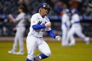 Lindor's homer lifts Mets after dugout exchange with McNeil