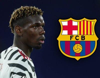 Man United's Paul Pogba is the right fit for Barcelona but at the wrong time