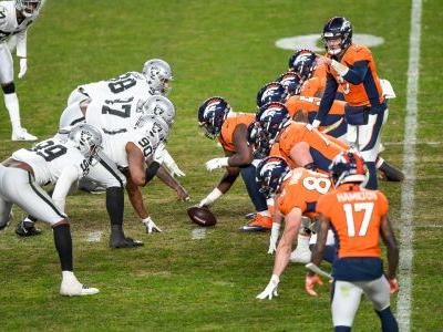 Raiders vs Broncos live stream: how to watch NFL online from anywhere