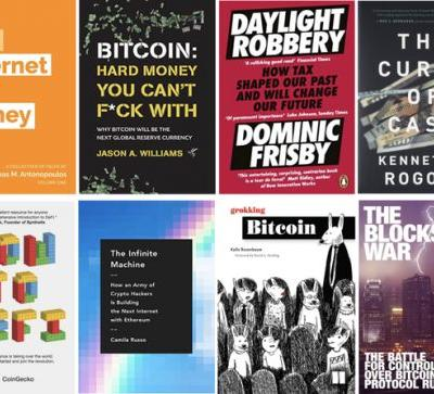 Your ultimate crypto reading list: 27 books that experts say everyone should read to better understand digital currencies and invest in them profitably