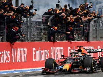 Max Verstappen Redeems First-Corner Slip Up With French GP Win