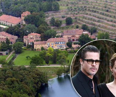 Brangelina's chateau has a buyer - here's why they can't sell it