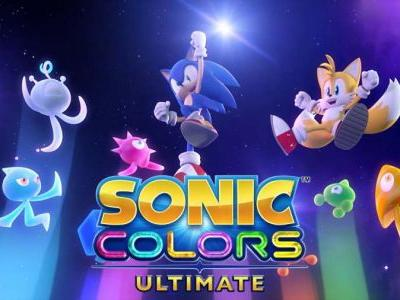 Sonic Colors: Ultimate Coming September 7