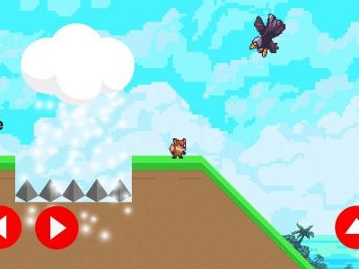 Foxy's Adventure Mobile is an adventure arcade game out now for iOS
