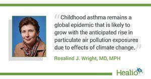 First-ever link found between prenatal exposure to ultrafine particles, pediatric asthma