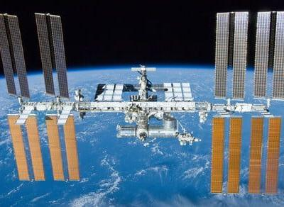 Watch NASA unfurl a huge solar array at the space station