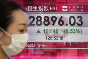 Stocks open higher; bond yields rise after inflation jumps